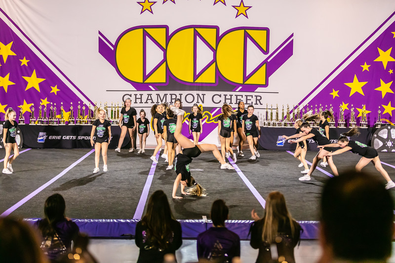 Champion Cheer 917 December 07, 2019