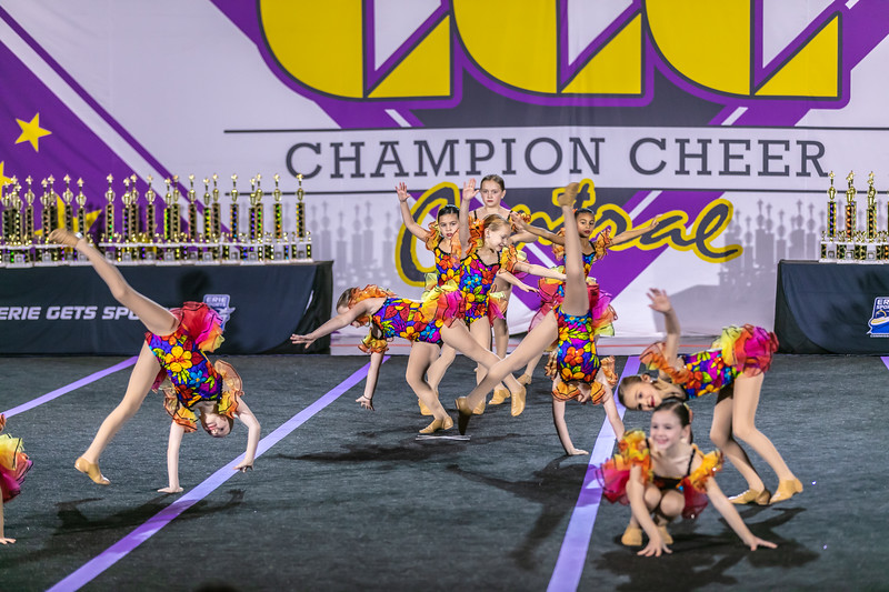 Champion Cheer 348 December 07, 2019