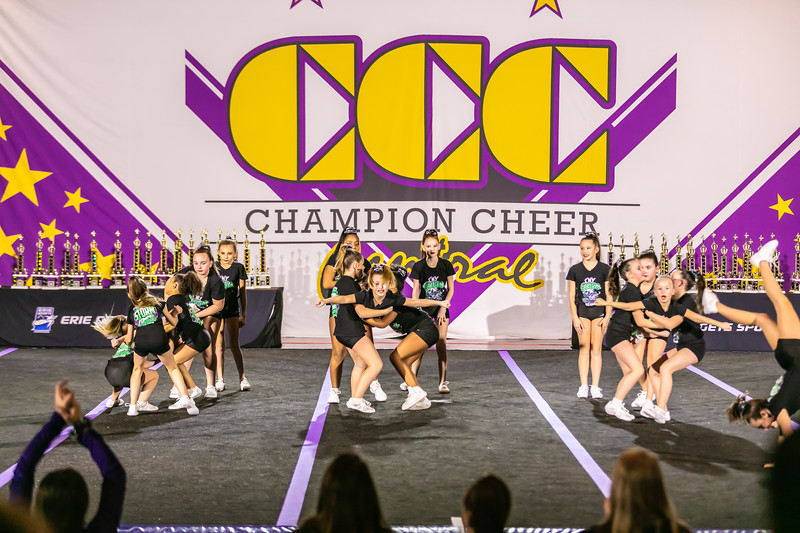 Champion Cheer 915 December 07, 2019