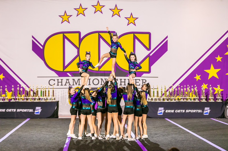 Champion Cheer 1361 December 07, 2019