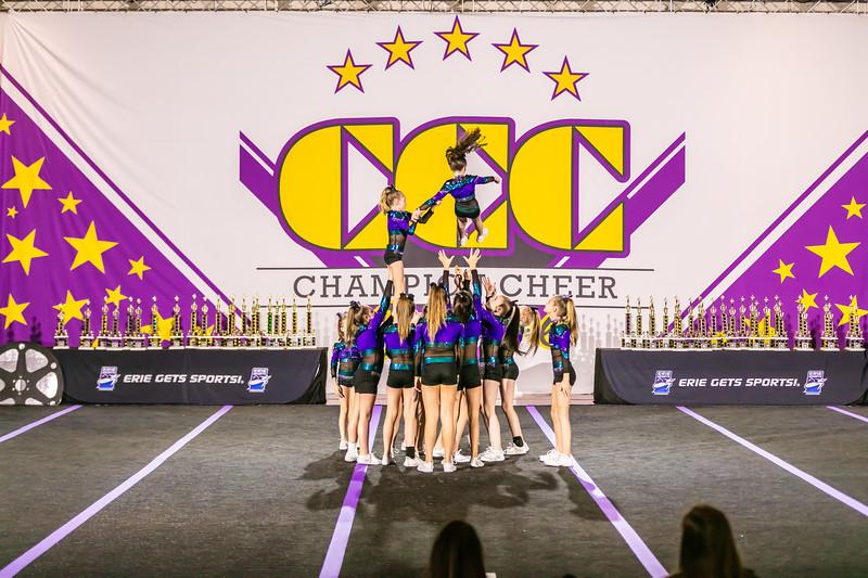 Champion Cheer 1353 December 07, 2019