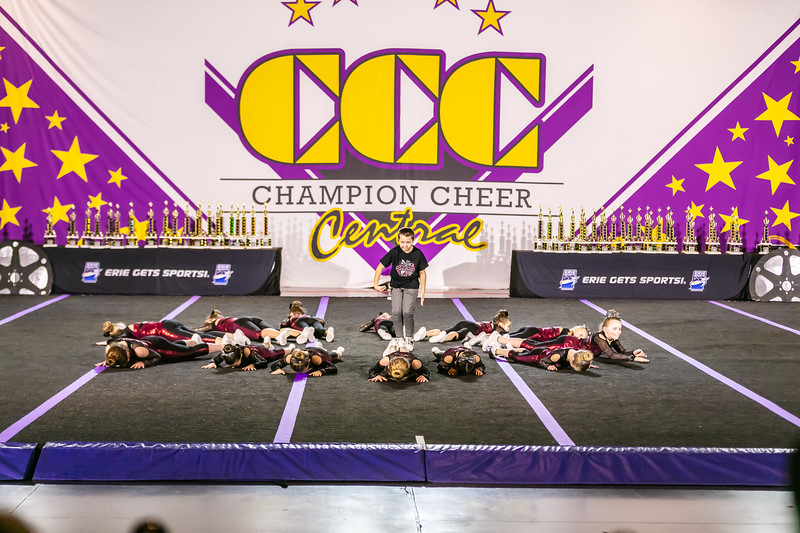 Champion Cheer 997 December 07, 2019