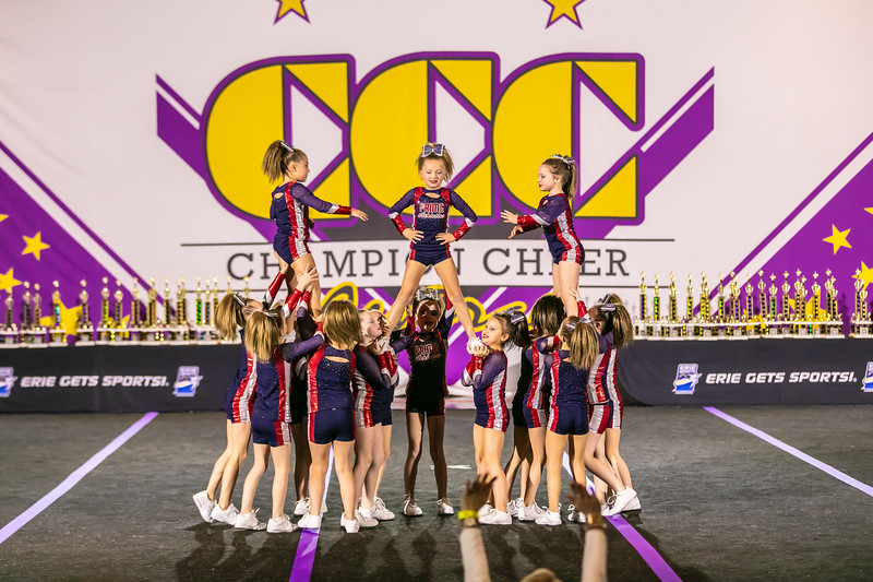 Champion Cheer 819 December 07, 2019