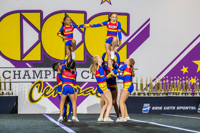 Champion Cheer 707 December 07, 2019