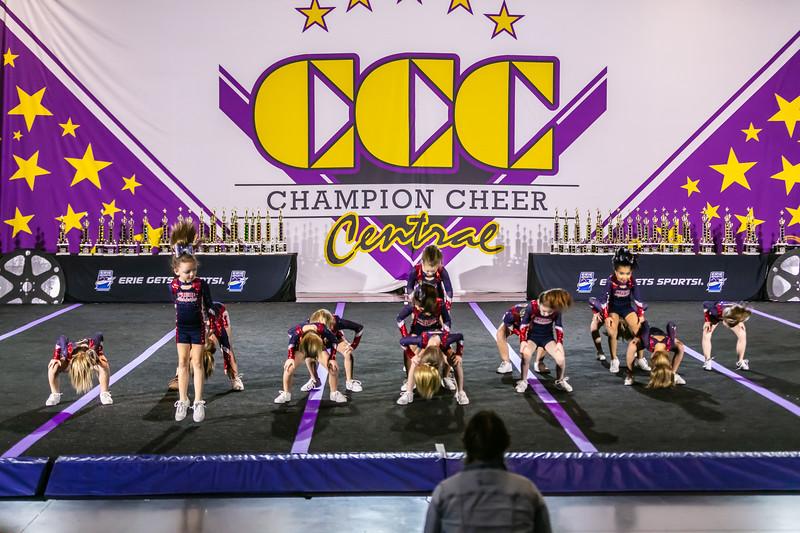 Champion Cheer 669 December 07, 2019
