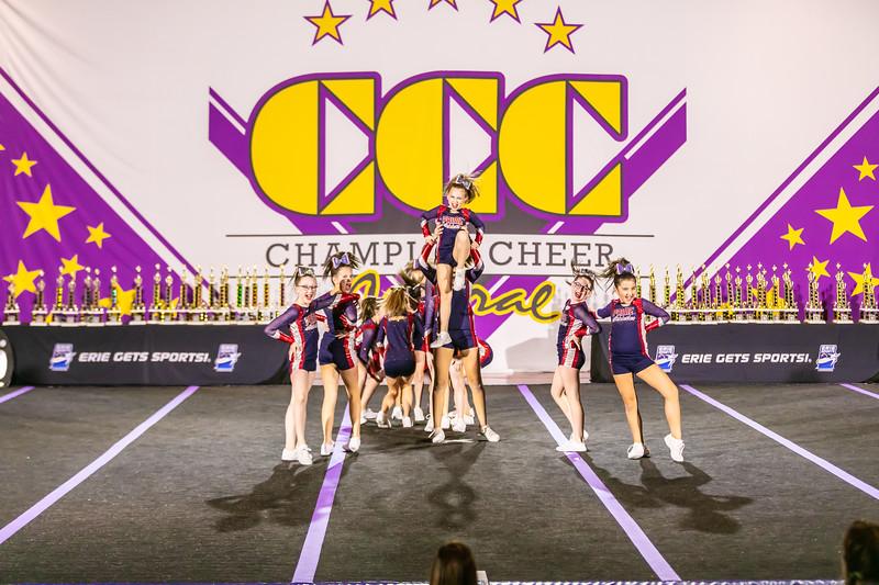 Champion Cheer 1163 December 07, 2019