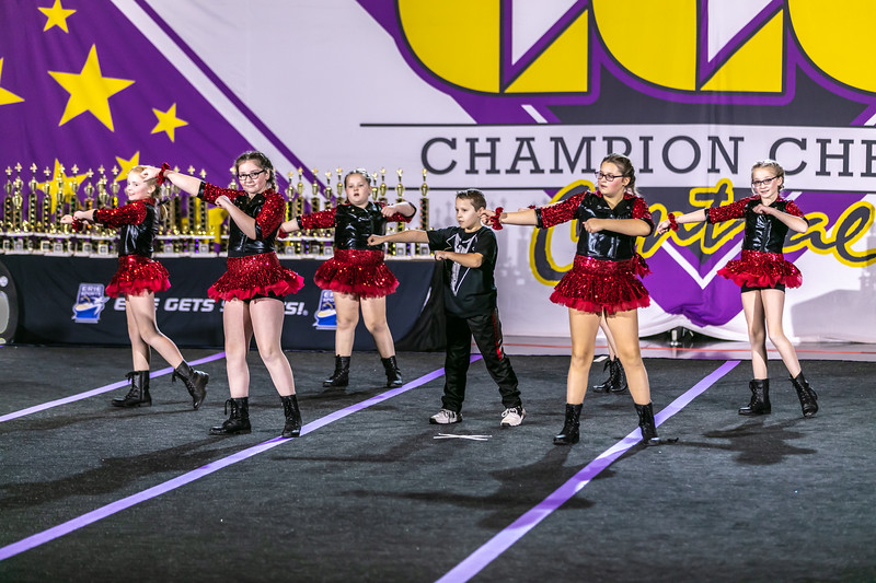 Champion Cheer 297 December 07, 2019