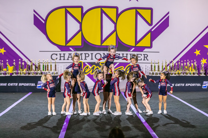 Champion Cheer 661 December 07, 2019