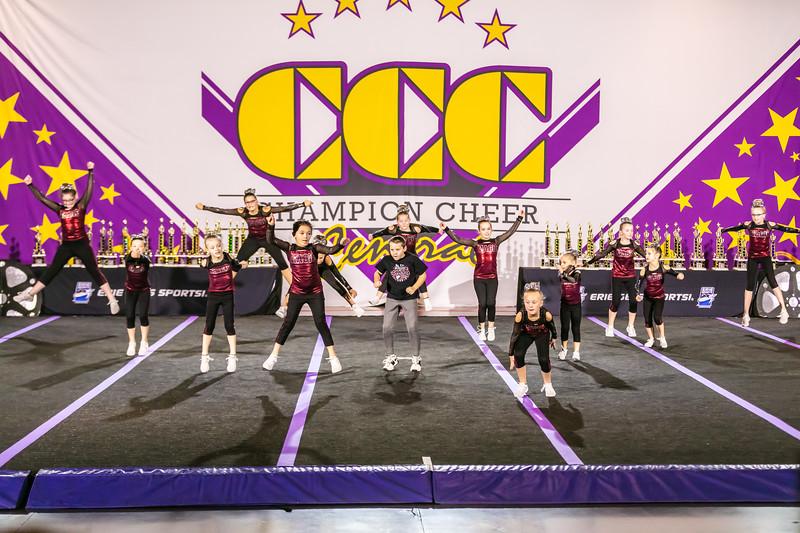 Champion Cheer 964 December 07, 2019