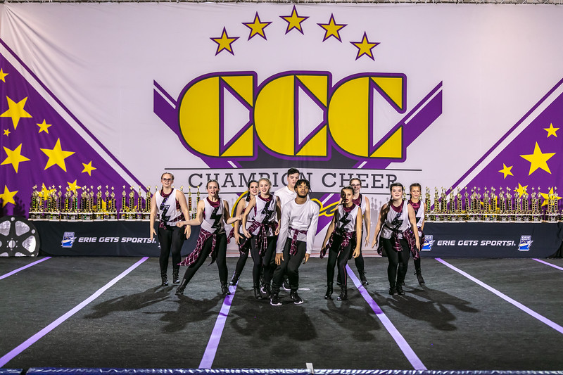Champion Cheer 116 December 07, 2019