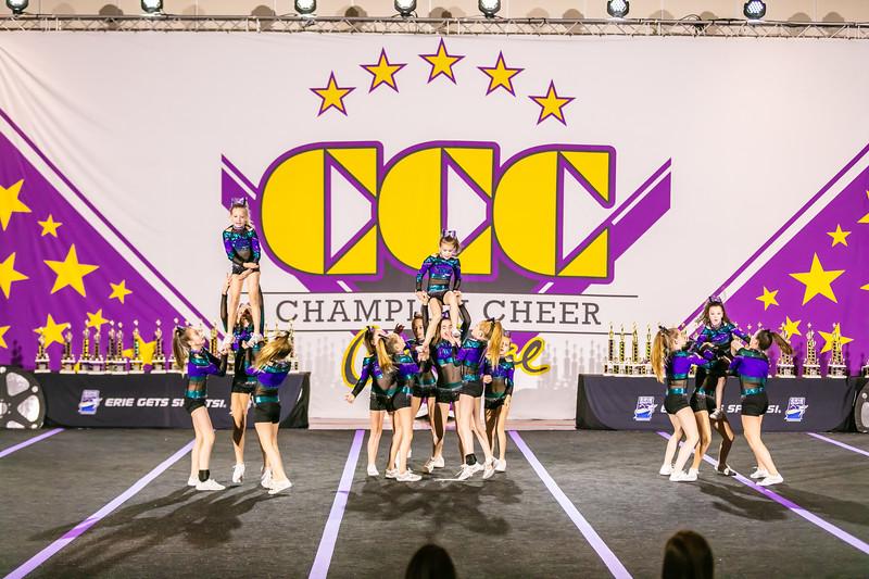 Champion Cheer 1341 December 07, 2019