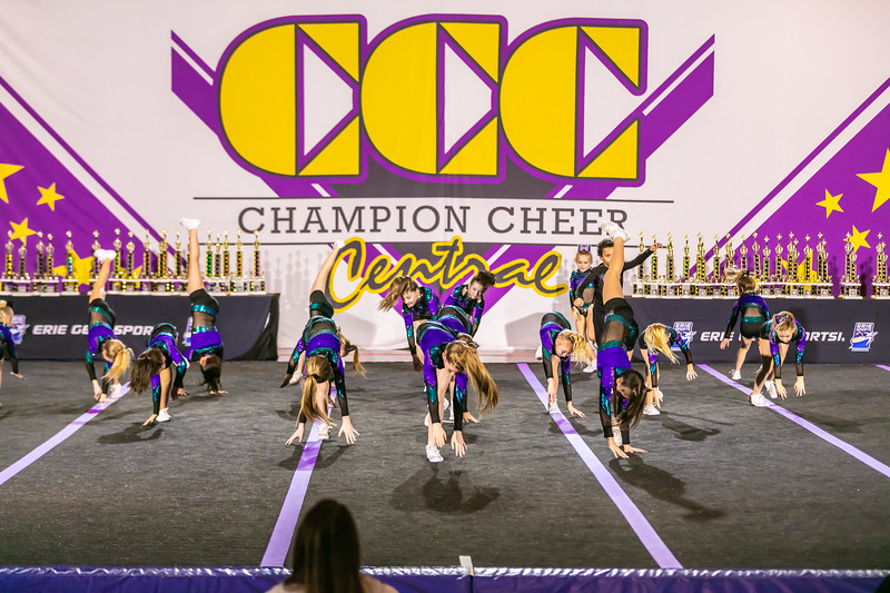 Champion Cheer 1033 December 07, 2019