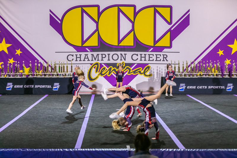 Champion Cheer 652 December 07, 2019