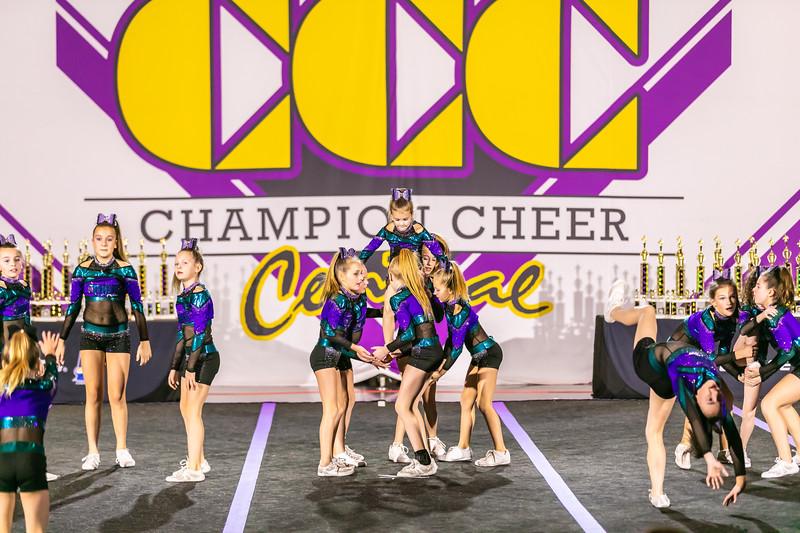 Champion Cheer 1338 December 07, 2019