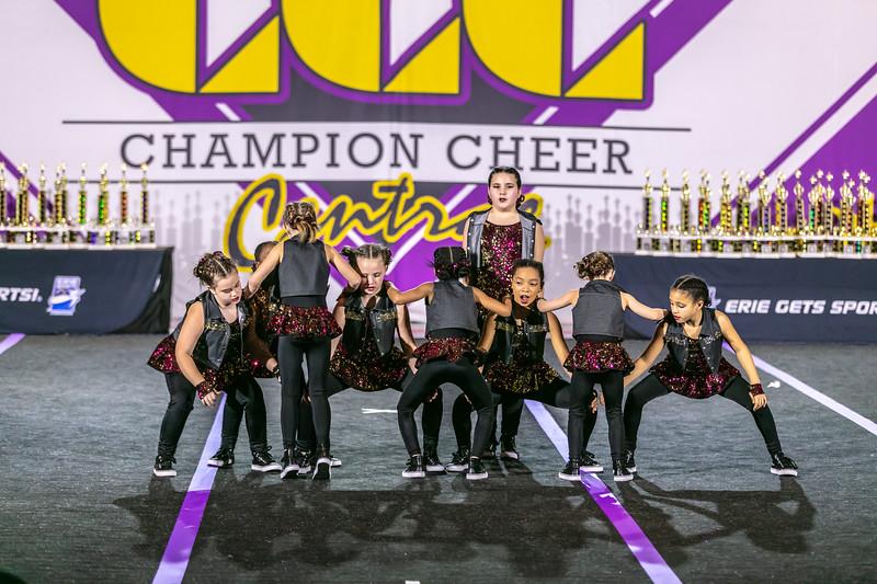 Champion Cheer 175 December 07, 2019