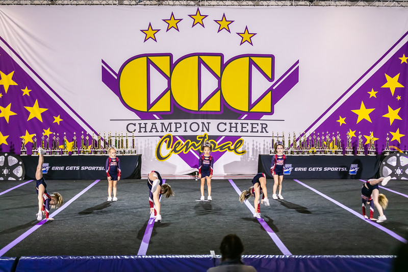 Champion Cheer 641 December 07, 2019