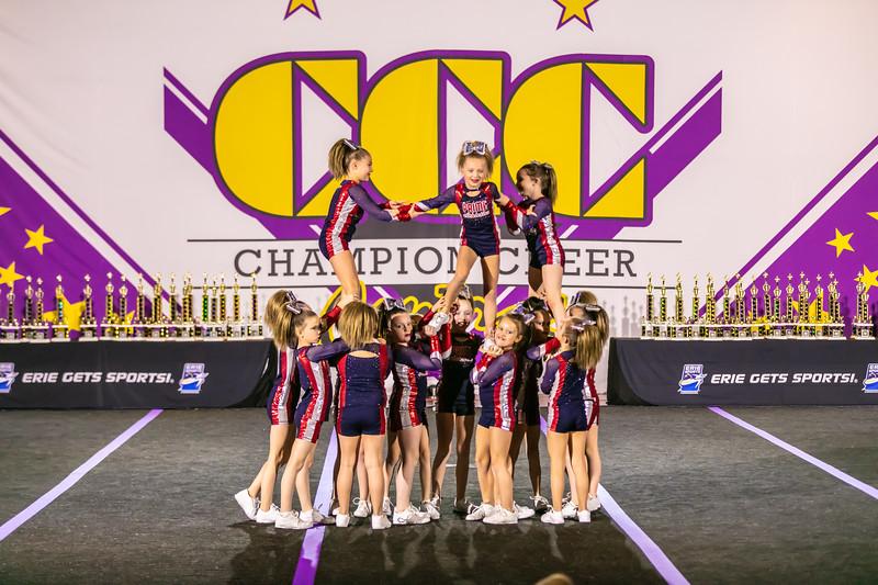Champion Cheer 825 December 07, 2019