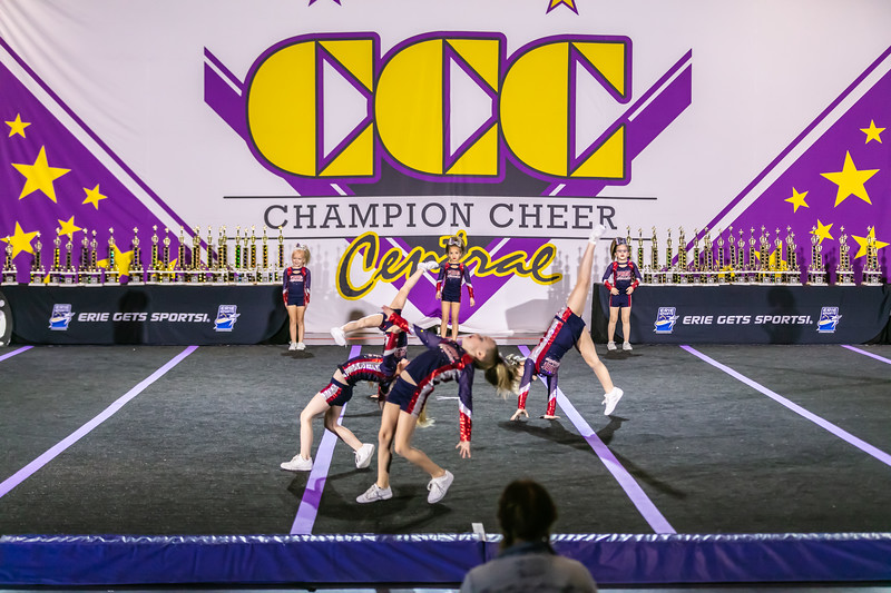 Champion Cheer 654 December 07, 2019