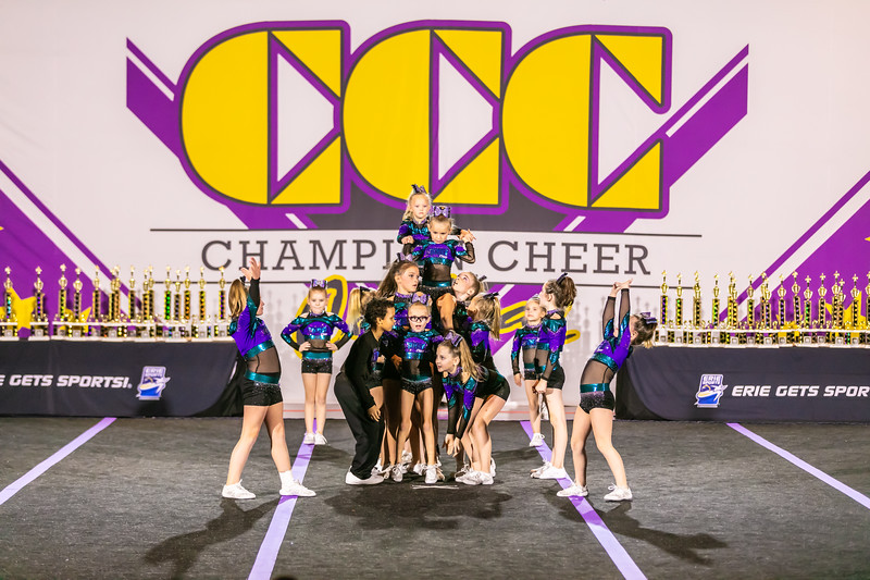Champion Cheer 1069 December 07, 2019