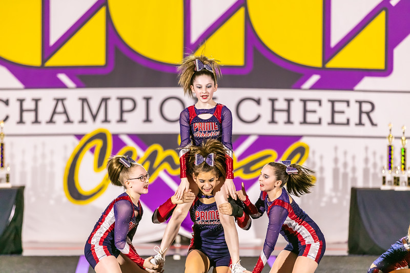 Champion Cheer 1150 December 07, 2019
