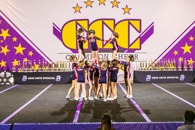 Champion Cheer 1177 December 07, 2019
