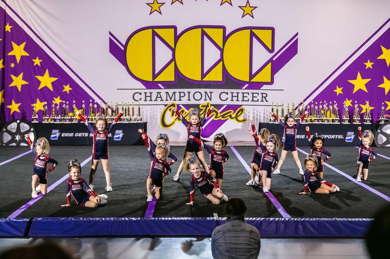 Champion Cheer 672 December 07, 2019