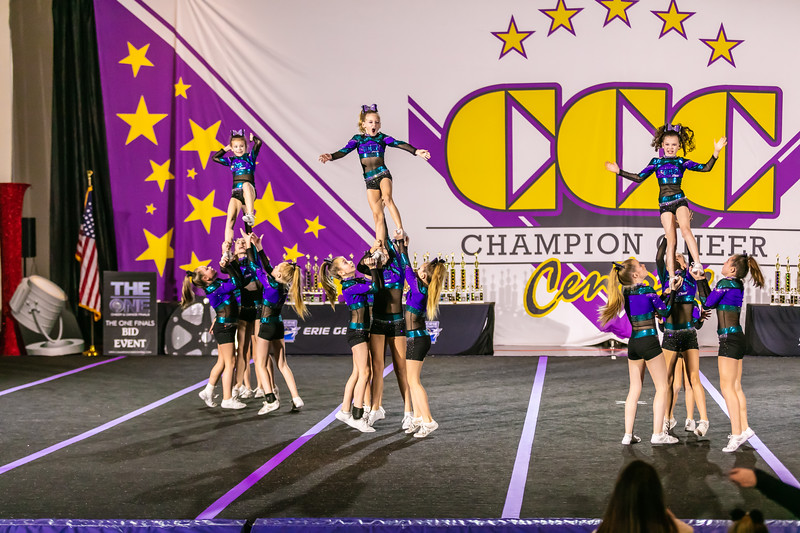 Champion Cheer 1310 December 07, 2019