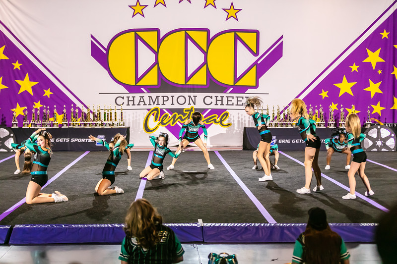 Champion Cheer 1124 December 07, 2019