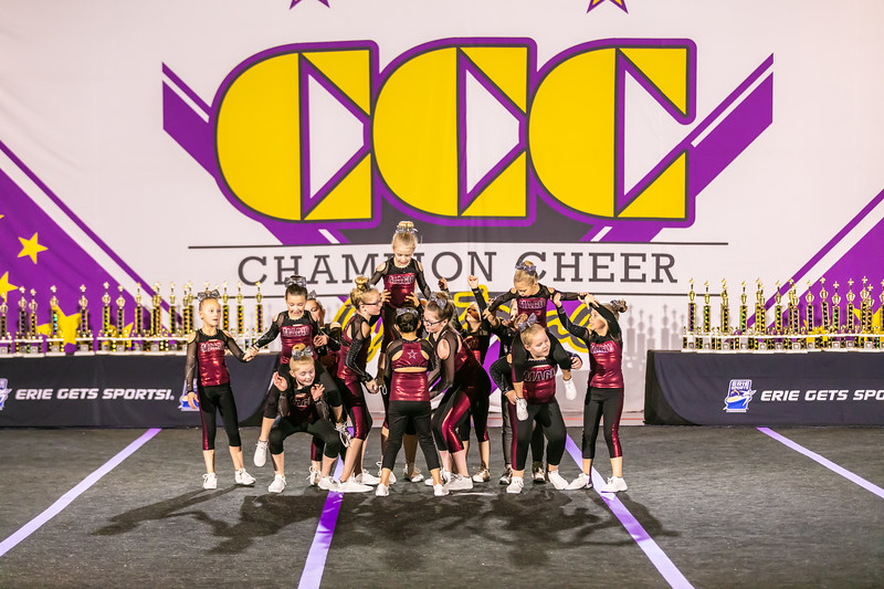 Champion Cheer 994 December 07, 2019