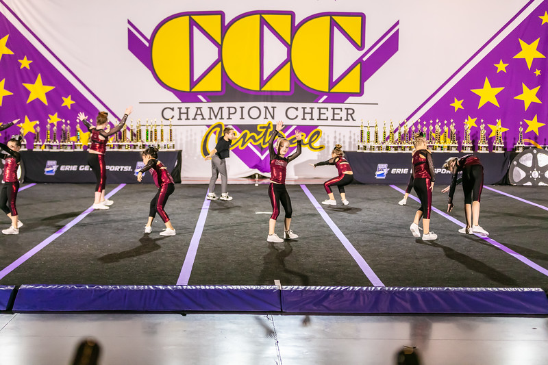 Champion Cheer 978 December 07, 2019