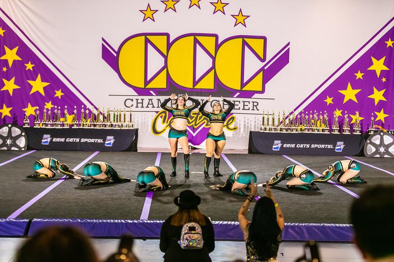 Champion Cheer 1292 December 07, 2019