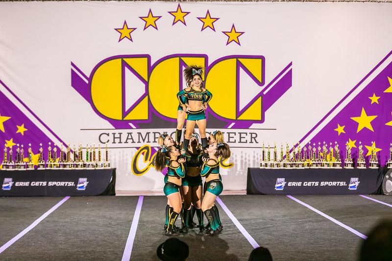 Champion Cheer 1278 December 07, 2019