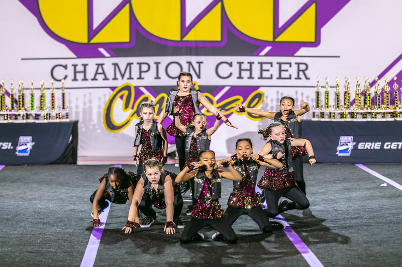 Champion Cheer 167 December 07, 2019
