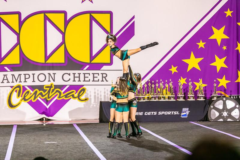 Champion Cheer 1253 December 07, 2019