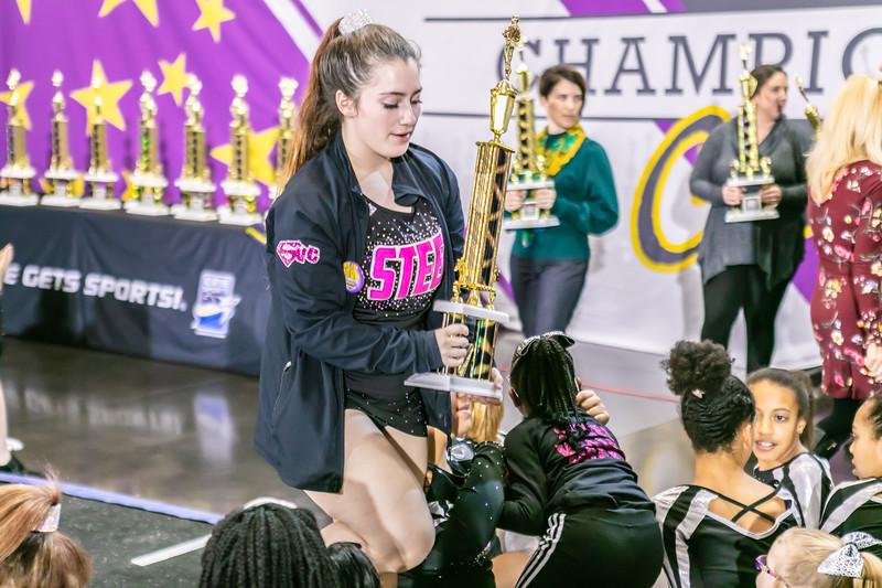 Champion Cheer 507 December 07, 2019