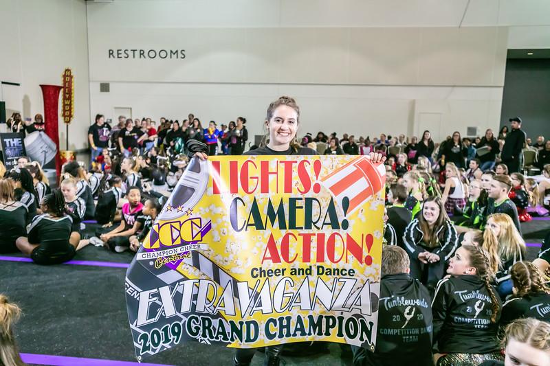 Champion Cheer 553 December 07, 2019