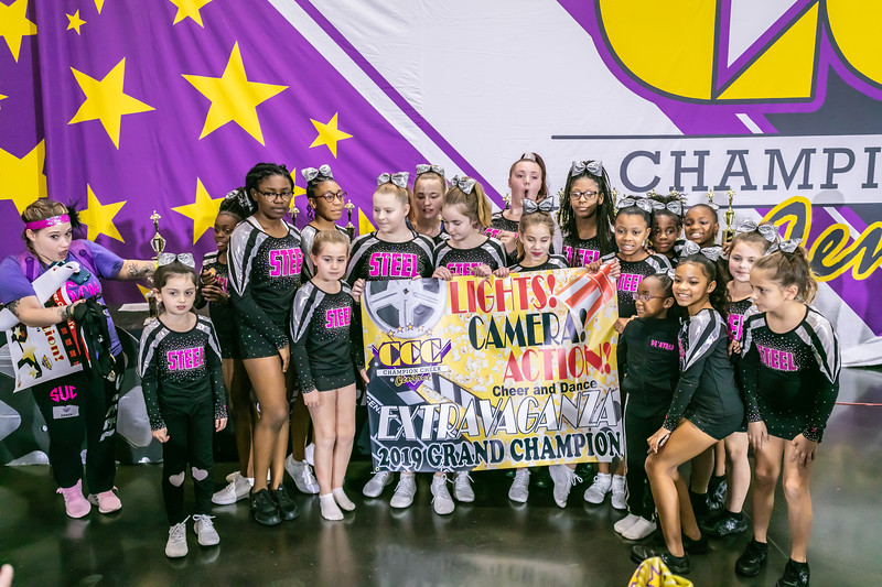 Champion Cheer 554 December 07, 2019