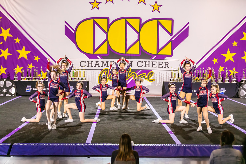 Champion Cheer 1144 December 07, 2019