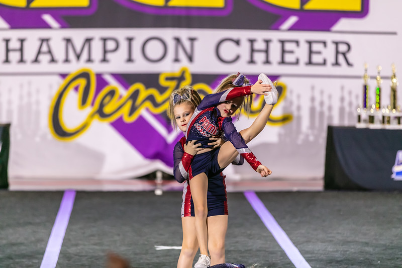 Champion Cheer 637 December 07, 2019