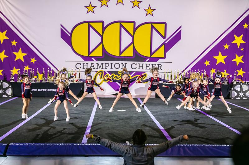 Champion Cheer 618 December 07, 2019