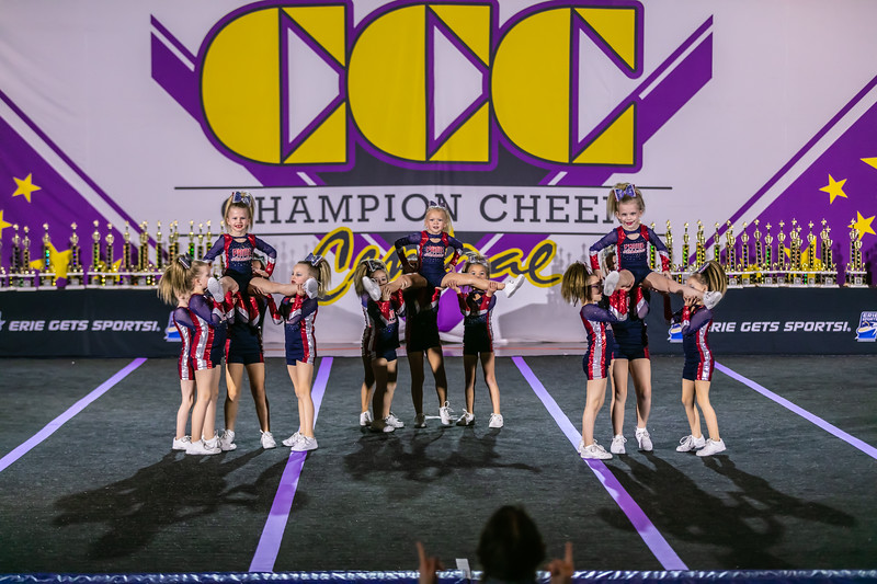 Champion Cheer 605 December 07, 2019