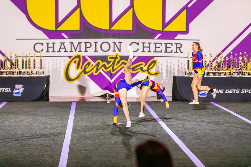 Champion Cheer 1217 December 07, 2019