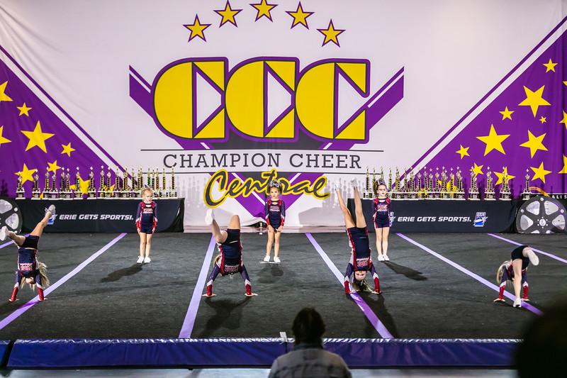 Champion Cheer 645 December 07, 2019