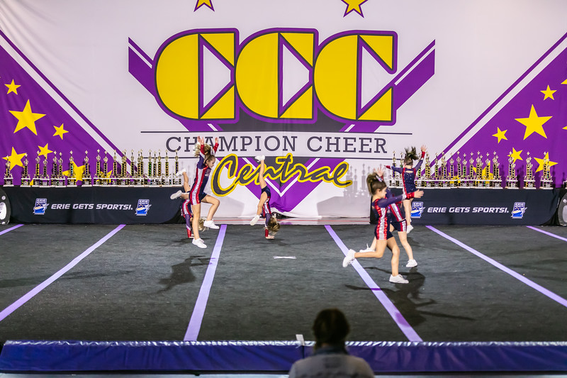 Champion Cheer 648 December 07, 2019