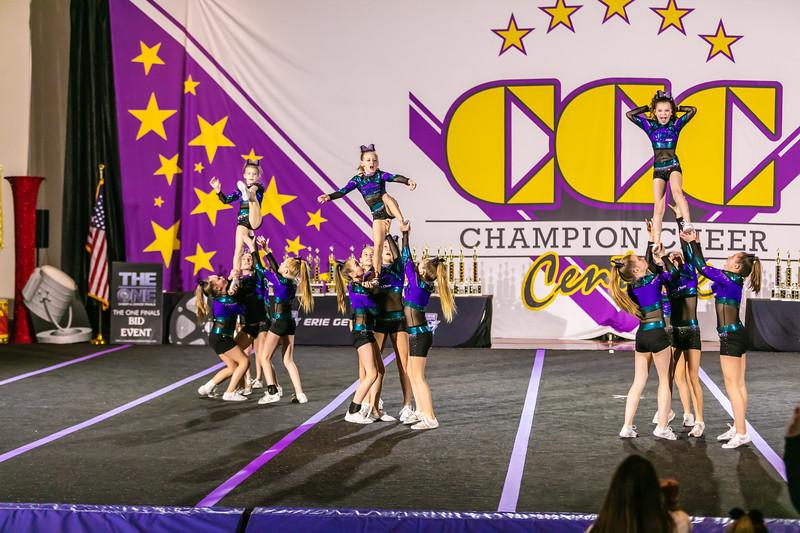Champion Cheer 1309 December 07, 2019