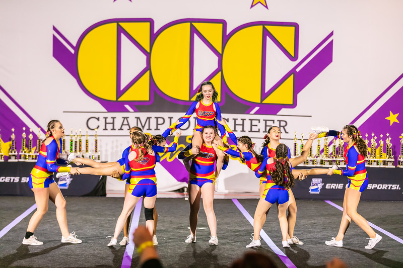 Champion Cheer 1242 December 07, 2019