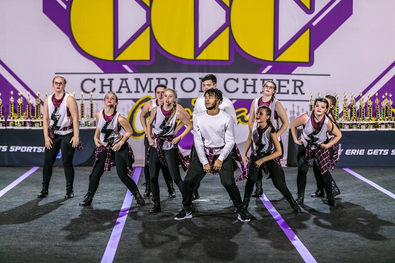 Champion Cheer 110 December 07, 2019