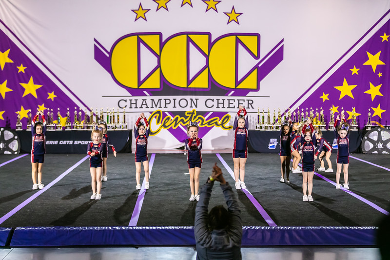 Champion Cheer 620 December 07, 2019