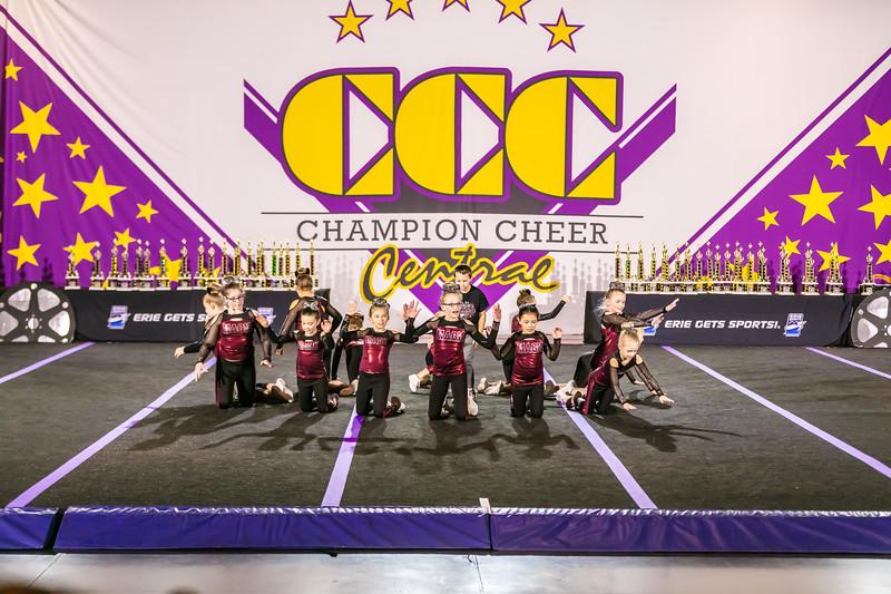 Champion Cheer 995 December 07, 2019