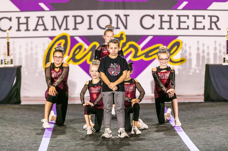 Champion Cheer 952 December 07, 2019